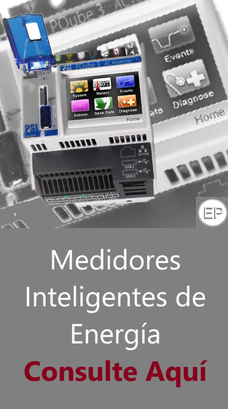 Medidores de Energía y Calidad de Energía